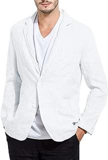Best mens white sport coat blazer Reviews