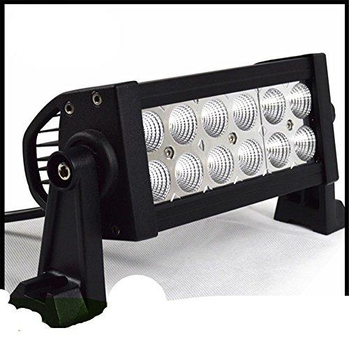 KDLD 12 * 3 (W) 3000lm Led Barre légère, ECC Spot Peigne Travail Lumière Drving Lumières Lampe de brouillard Convient à tous les modèles