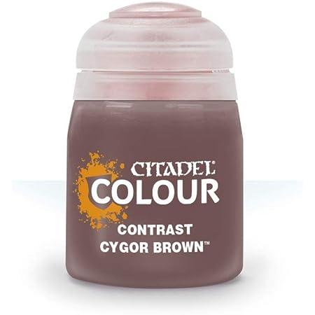 Citadel Pot de Peinture - Contrast Cygor Brown (18ml)