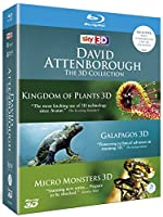 David Attenborough-3d Collection [Blu-ray] [Import]