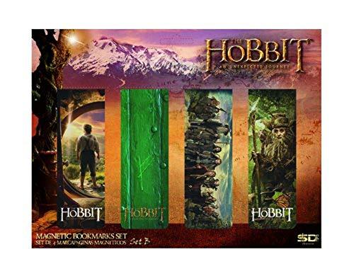 SD toys – Le Hobbit, Set B Point de Livre magnétique (sdthobb2743)