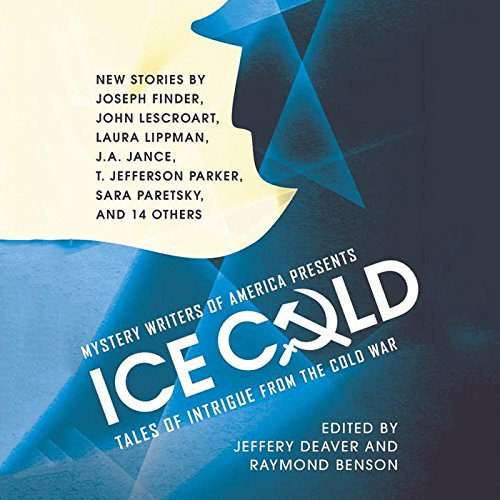 Mystery Writers of America Presents Ice Cold cover art