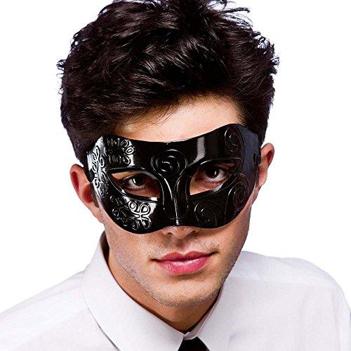Rome Eyemask - Black