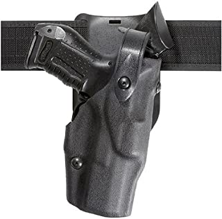 Safariland 6365 Level 3 Retention ALS Duty Holster, Low-Ride, Black, STX, Beretta 92F