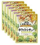 グーグーキッチン 1食分の野菜が摂れる 緑黄色野菜たっぷり ホワイトシチュー 100g 製品画像