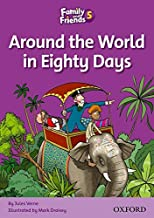 Family and Friends Readers 5: Around the World in Eighty Days