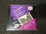 Hindemith: Violin Concerto, etc;  Hartmann / Ancerl