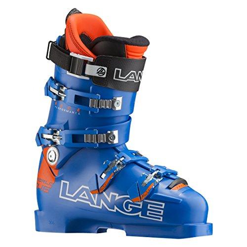 Lange - Chaussures De Ski World Cup Rp Zj+ (Power Blue) Homme - Homme - Taille 37 - Bleu