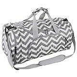 MOSISO Resistente all'acqua Palestra Danza sportiva viaggio Weekender Bag Duffel con...