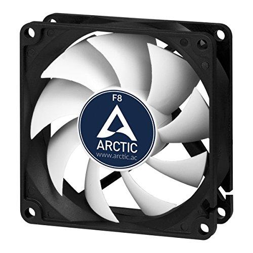 ARCTIC F8 – 80 mm Ventilador de Caja...