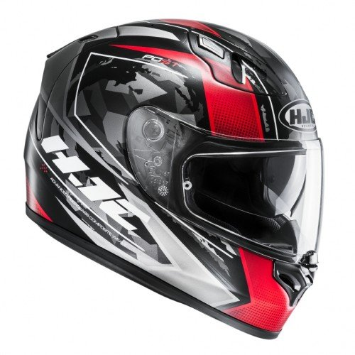 HJC FG-ST, Casco De Moto Uomo, Kume, S