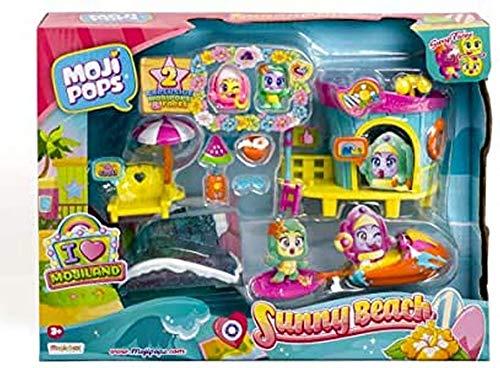 MojiPops- Blister Figuras coleccionables, Multicolor (Magic Box PMPSB216IN70)