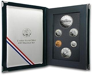 1997 Varies US Prestige Proof Set In original packaging from US mint Proof