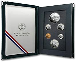 1997 Varies US Prestige Proof Set In original packaging from US mint Proof