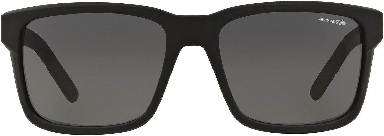 ARNETTE Men's An4218 Swindle Rectangular Sunglasses