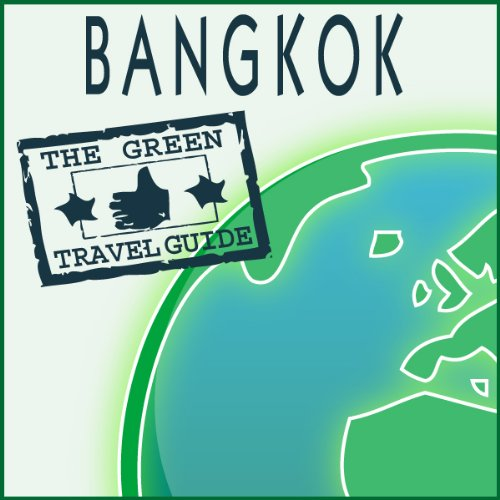 Bangkok audiobook cover art