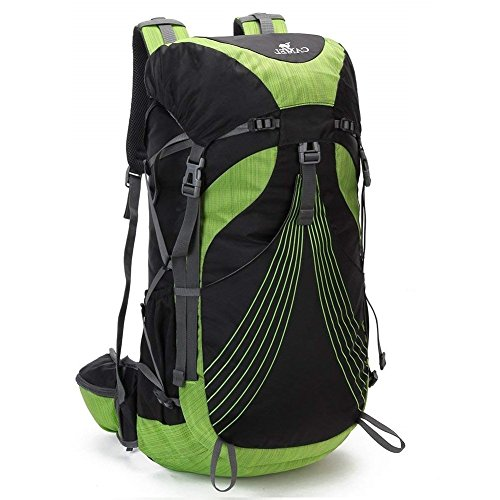 CAMEL CROWN 登山リュック 登山バッグ ハイキング バックパック36L リュックサック 大容量 防水 軽量 徒歩 登山 ハイキング キャンプ 旅行用 通気性抜群 多機能バッグ 男女兼用