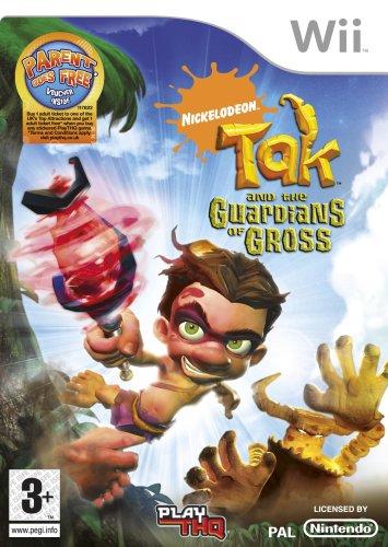 Tak and the Guardians of Gross (Wii) - [Edizione: Regno Unito]