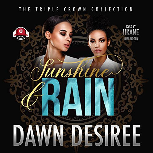 Sunshine & Rain audiobook cover art