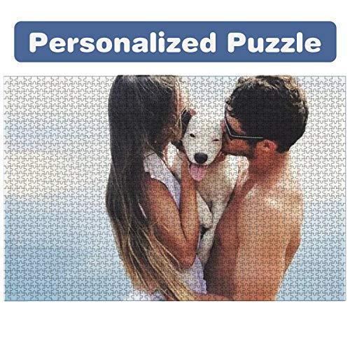 Puzzle Personalizado tu Foto Texto 520/1000/1500 Piezas
