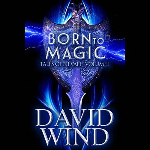 Born to Magic audiobook cover art