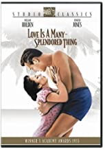 Love is a Many-Splendored Thing by 20th Century Fox by Otto Lang Henry King
