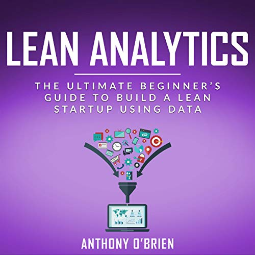 Lean Analytics audiobook cover art
