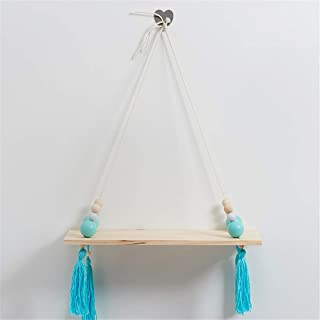 Girl, Heart Wood Hanging Board Rack Wall Wooden partition Soft mädchenzimmer Decorative Wall Hanging LO612218, A
