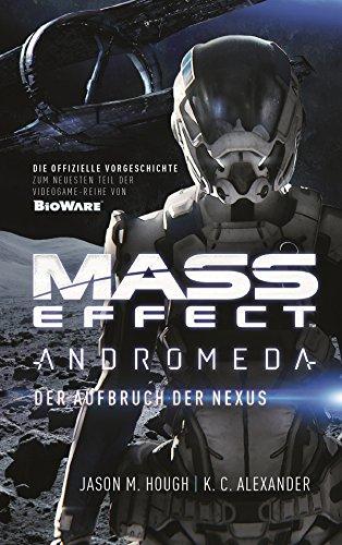 Mass Effect Andromeda, Band 1: Der Aufbruch der Nexus