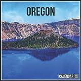 Oregon Calendar 2022: Official Planner Oregon Calendar 2022 - 2023 Monthly Weekly and Daily Oregon Calendar 2022 With Notes, 18 Month Square Oregon Calendar 2023
