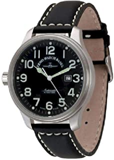 Zeno - Watch Reloj Mujer - OS Pilot Lefthander - 8554-Left-a1