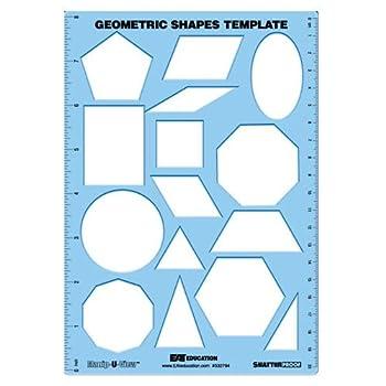 EAI Education Geometric Shapes Template  Manip-U-View