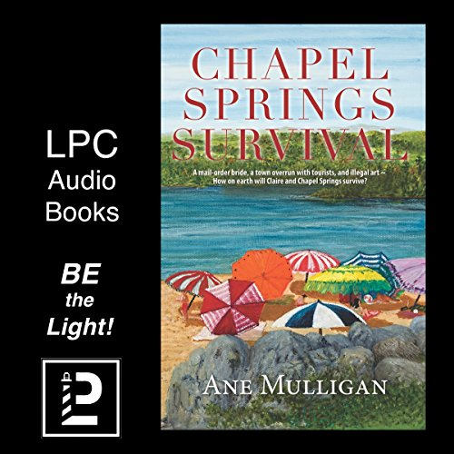 Chapel Springs Survival audiobook cover art