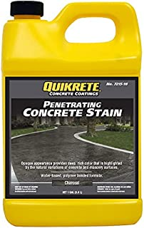 Quikrete Penetrating Concrete Charcoal gal
