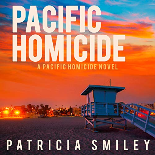 Pacific Homicide audiobook cover art