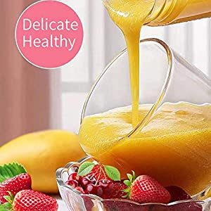 Portable Blender, Personal Blender, Mini Juicer Cup USB Rechargeable and Personal Size Blender Smoothies akes,402ml,Fruit Juice, Mixer