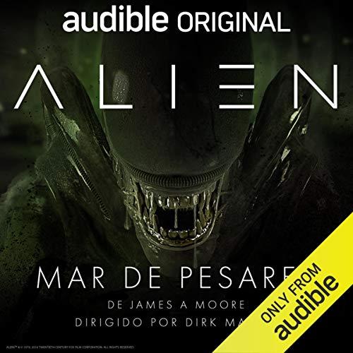 Alien: Mar de Pesares audiobook cover art