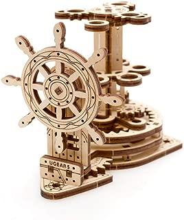 UGEARS Mechanical Wooden 3D Puzzle Model Wheel-Organizer Set
