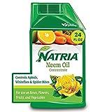 Best Neem Oils - Natria 706240A Neem Oil Concentrate Pest Control Review