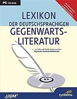 Nymphenburger Lexikon der deutschsprachigen Gegenwartsliteratur. CD-ROM für Windows 98/ME/2000/XP/SP2.