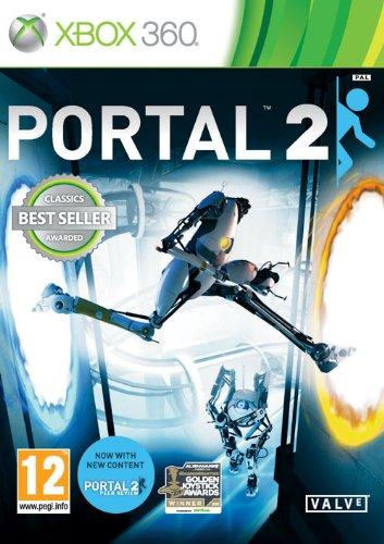 Portal 2: Classics (Xbox 360) (UK IMPORT)