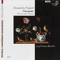 Poglietti: Works for Harpsichord by A. Poglietti (2012-07-28)