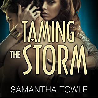Taming the Storm audiobook cover art
