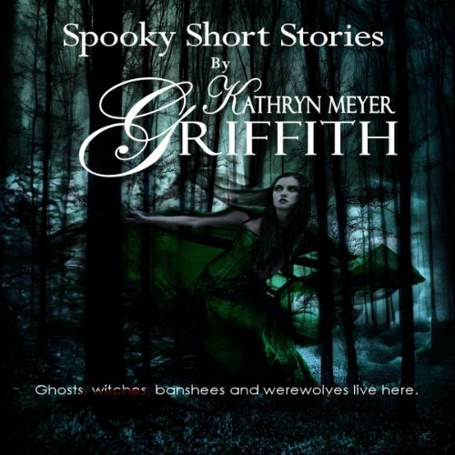 Four Spooky Short Stories audiobook cover art