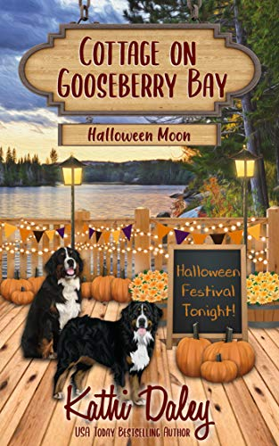 Cottage on Gooseberry Bay: Halloween Moon by [Kathi Daley]