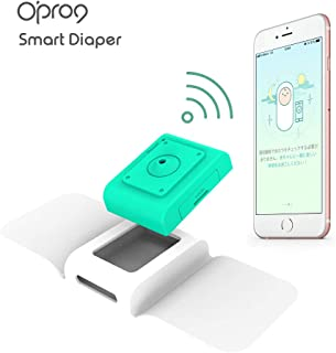 Opro9 Smart Wearable Humidity Sensor Instant Alert Prevent Baby Diaper