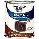Rust-Oleum 254101, Quart, Metallic Oil-Rubbed Bronze