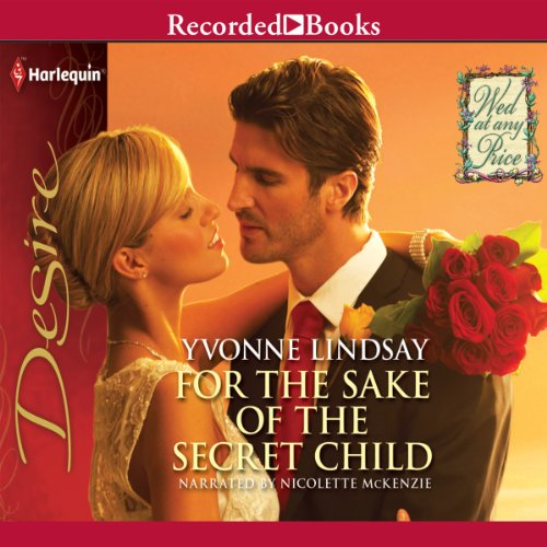 For the Sake of the Secret Child audiobook cover art