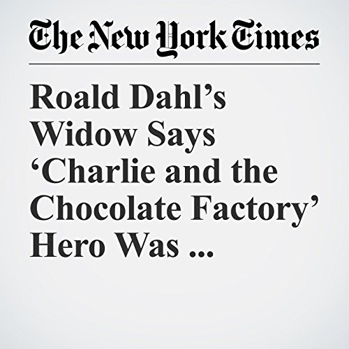 Roald Dahl's Widow Says 'Charlie and the Chocolate Factory' Hero Was Supposed to Be Black audiobook cover art