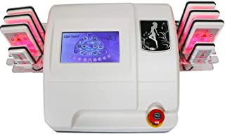 Body Shaper Weight Loss Cellulite Removal Lipo Laser Slimming Beauty Machine 8 Pads MS803 care